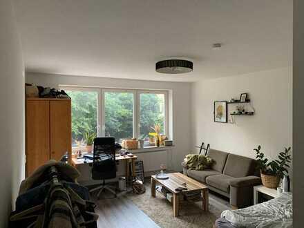Helle, großzügige Wohnung im beliebten Südviertel mit Balkon