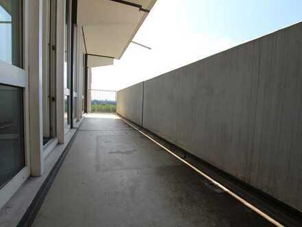 2 Zimmerwohnung am Kaiserlei, 69 qm, großer Balkon, TG-Platz, leerstehend