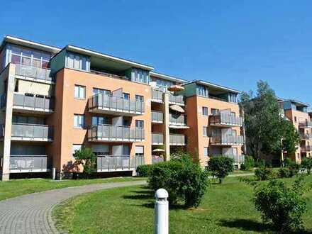 DI - schöne 2-Zimmer Wohnung im EG mit Balkon und TG-Stellplatz