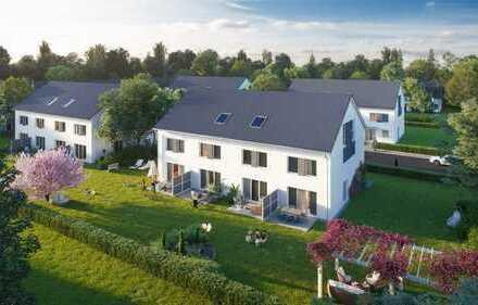 ** IHR neues Reihenmittelhaus in Frankfurt-Harheim ECKSTR. in BESTER Lage**
