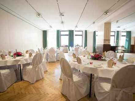 NUR FÜR PROFIS: Etablierter Veranstaltungsbetrieb mit Gastronomie in bester Lage nahe Köln