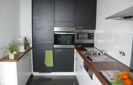 Modern ausgestattete 3-Zimmer-Wohnung in Köln-Mülheim