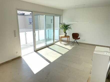 Moderne, hochwertige 3-Zimmer-Wohnung mit Südbalkon in bevorzugter Lage von Memmingen