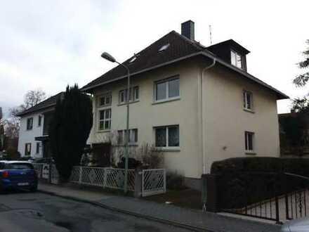Modernisierte 2-Zimmer-Wohnung mit Garten in Frankfurt