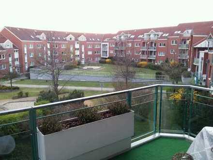 Tolle 2 Zimmerwohnung mit Balkon in Hannover - Wettbergen !