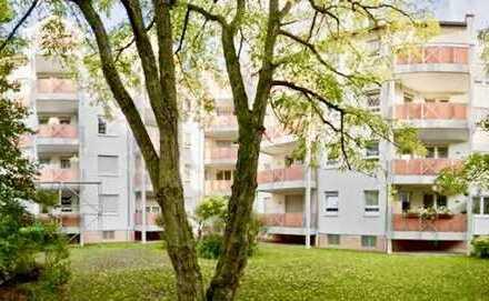 Schöne Maisonettewohnung inkl. Tiefgaragenplatz vor den Toren Frankfurts