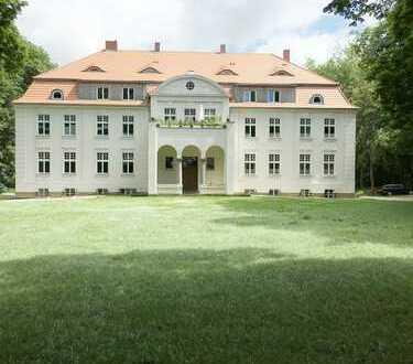 Gemütliche 2-Raum Wohnung im Dachgeschoß auf Schloss Kummerow