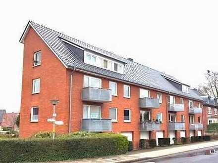 Schöne 4-Zimmerwohnung mit Balkon in Leer zu vermieten!