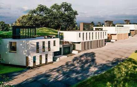 Moderne Doppelhaushälfte (125m²) im Bauhausstil inkl. Grundstück in Werne
