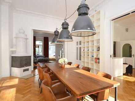 Super exklusive, stilvolle Luxus-Altbauwohnung