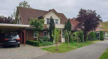 großzügiges Einfamilienhaus im alten Ortskern von Lachendorf