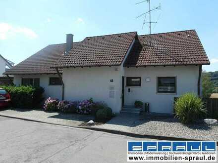 Auktion: 4,5 Zimmer EG WHG mit Garage in Scheer mit 5% Rendite als Kapitalanlage