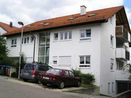 Plochingen: 1 Zimmerwohnung EG mit Terrasse und EBK