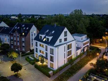 Exklusive 5-Zimmer-Wohnung, auf mehreren Ebenen, ca. 118 m², Düsseldorf-Süd / Hassels