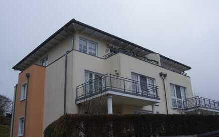 3-Zimmer-Wohnung in Wernigerode mit großem Balkon und Schloßblick