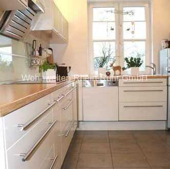 Hübsche 3-Zimmer Maisonette-Wohnung mit Einbauküche in Duisburg-Duissern!