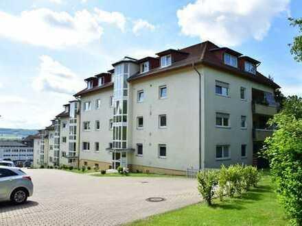 Super geschnittene 3-Zimmer-Wohnung mit Sonnenloggia in ruhiger Lage