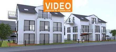 4 ZKB mit 2 Balkone in kleiner Wohnanlage. Neubau (WE 2)
