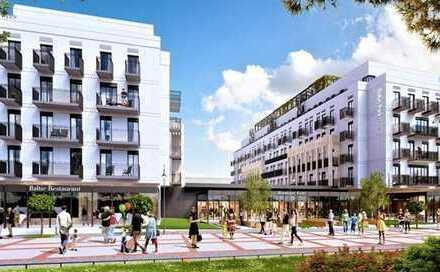 Exkl. Lage v. Swinemünde 3- Zimmer Luxus-Apartment m. 3 Balkonen*Stellpl.*MEERBLICK*BALTIC PARK FORT