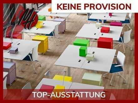 KEINE PROVISION ✓ TOP AUSSTATTUNG ✓ NÄHE BAB & ÖPNV ✓ Moderne Büros (600 m²) zu vermieten