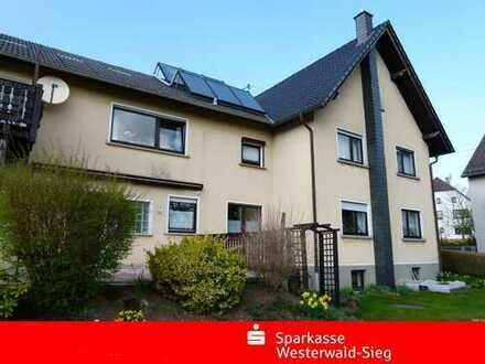 Gepflegte Doppelhaushälfte Nähe Altenkirchen (Gieleroth)