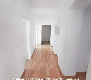 helle und frisch renovierte 5 Zimmer Wohnung