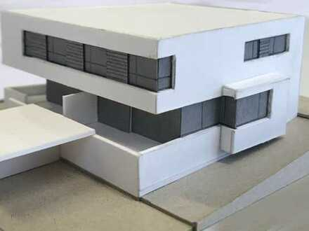 Moderne Doppelhaushälfte - Bauhausstil - Im Zentrum von Vaihingen an der Enz