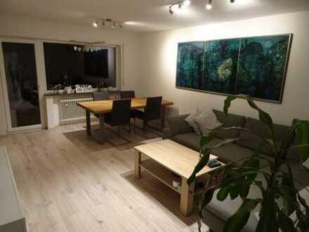 4-Zimmer-Wohnung mit Blick ins Grüne