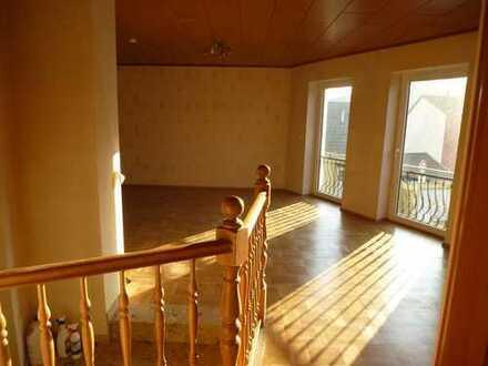 Erstbezug nach Renovierung: schöne 3-Zimmer-Wohnung mit Einbauküche und Balkon in Monzingen