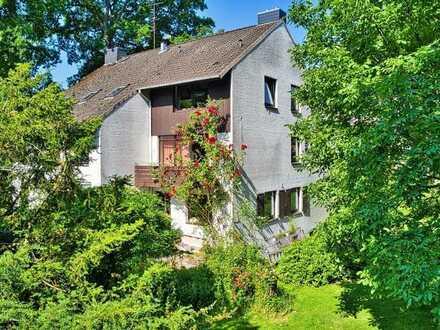 Nur Nizza ist im Sommer schöner: Idyllische Doppelhaushälfte an der Elbe!