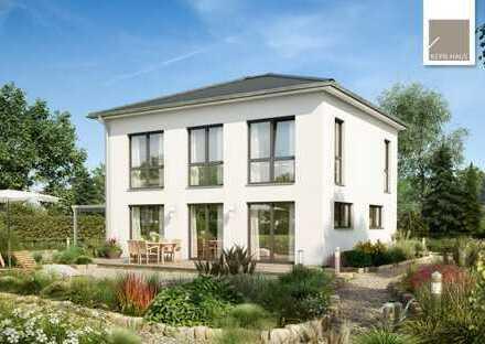 Wohnen in Hellerberge - Helle und moderne Stadtvilla