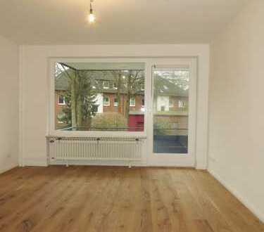 Modernisierte 3 Zimmer Wohnung mit 2 Balkonen in Fuhlsbüttel