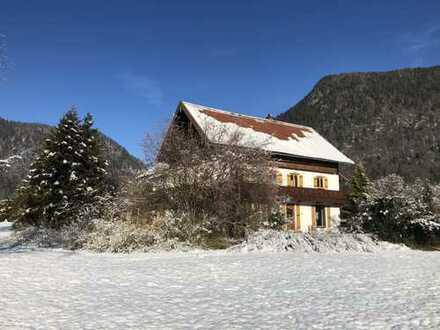 180qm 6 Zi.-Wohnung in Weißbach an der Alpenstraße