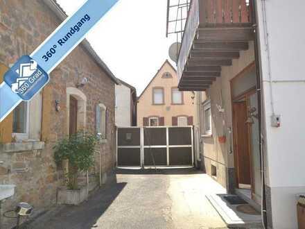 2 Häuser mit Entwicklungspotential auf großem Grundstück in Meckenheim