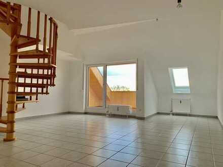 DIREKT AN DER UNIKLINIK - Galerie-Wohnung mit Alpenblick in Stadtbergen im TOP-Zustand zum Kauf!