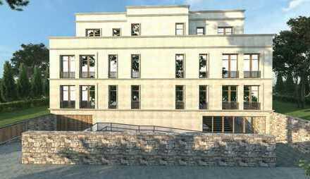 **Gartenstadt/ Westfalenpark- Exklusive ETW barrierfrei mit Loggia, Tiefgarage, Aufzug, Parkett**
