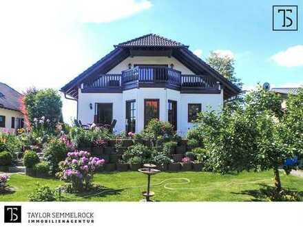 Bestens gepflegtes Einfamilienhaus mit Sonnengarten in Beetzseenähe
