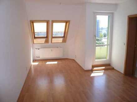 4-Zimmerdachmaisonettenwohnung mit Balkon in Dresden zu verkaufen