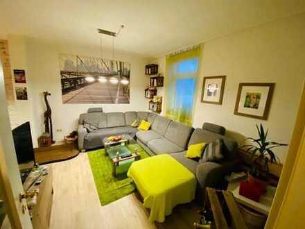Helle 2 ZKB-Wohnung mit Balkon in Mannheim-Friedrichsfeld