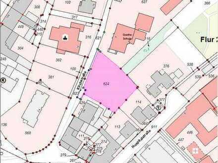 Baugrundstück Kirchstraße in attraktiver Lage
