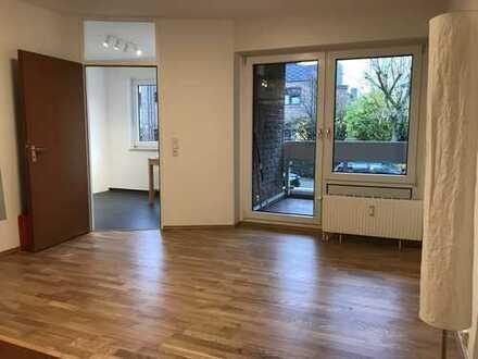 Schöne möblierte 1-Zimmer Wohnung in Köln Lindenthal.