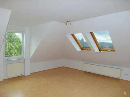 Ab Oktober 2019! Gemütliche 2-Zimmer-Dachwohnung mit Parkettboden, sep. Küche & Badewanne