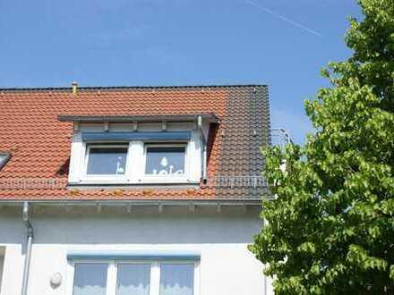 Architekten Galerie-Wohnung mit Loggia und großem Freisitz