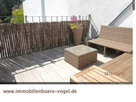 3 Zi. Maison.Wohng., mit Terrasse u. PKW-Stellpl., Zentrumslage