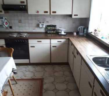 Freundliche 2-Zimmer-Wohnung mit Balkon und Einbauküche in Mühlheim