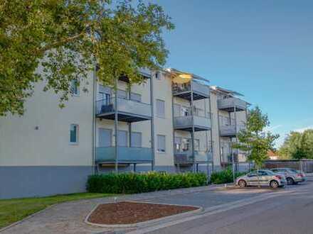 Seniorengerechte, ca. 50 m² große 2-Zimmer-Eigentumswohnung in ruhiger, stadtnaher Lage
