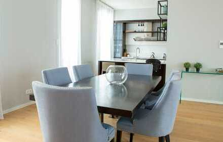 Penthouse ca.180 sqm in Mitte with Air Conditioning and Impressive City View