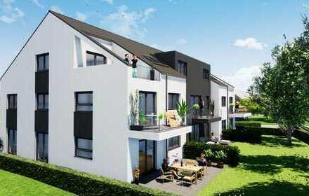 Obergeschosswohnung 4 - Eigentumswohnung mit Balkon