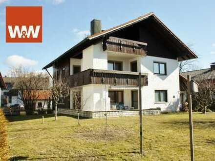Einfamilienhaus mit Doppelgarage für die große Familie