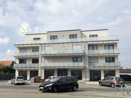 Erstbezug: 5-Zimmer-Penthouse-Wohnung mit Balkon in Hainburg